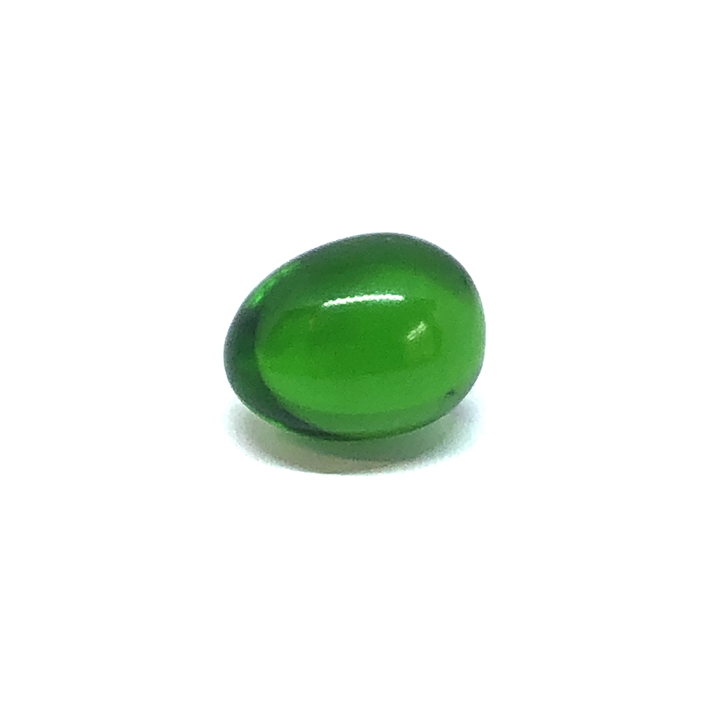 green glass egg, solid glass, 09810, egg, green egg, glass, 20x15mm, jewelry making supplies, glass stones, b'sueboutiques, glass stone, green stone