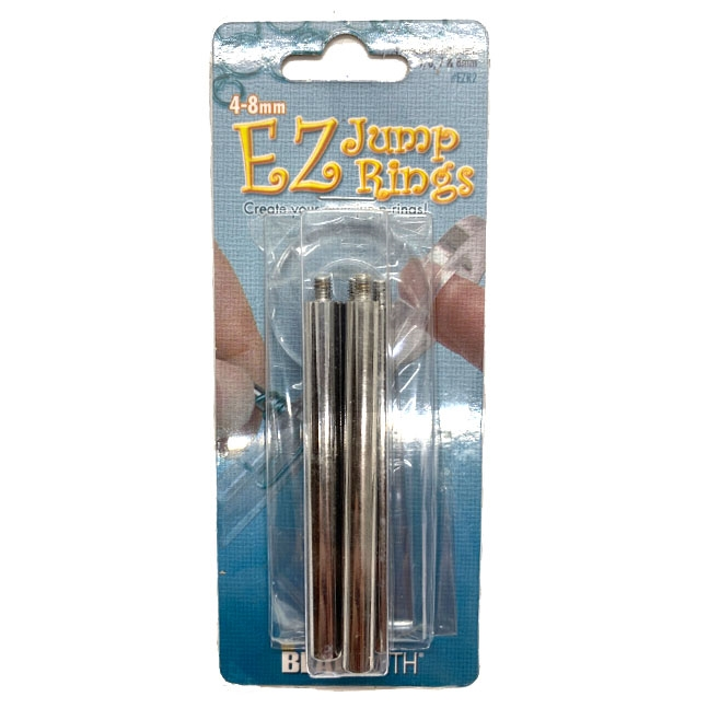 jump ring making tool, tool for jump rings, tool for turning jump rings, opening jump rings, closing jump rings, tool for opening and closing jump rings, B'sue Boutiques, jewelry supplies