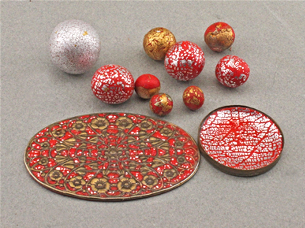 Polymer Clay and Metal…A Marriage of Richness By Harry W Wood
