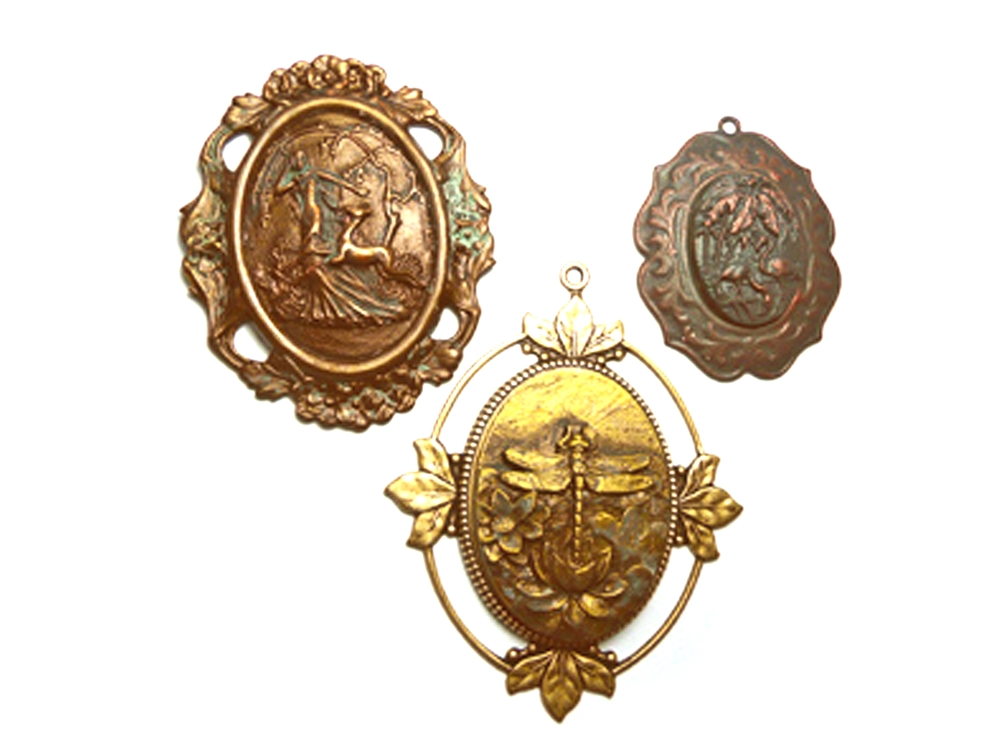 Swellegant Cameos! Resin Cameos and Settings Swellegant With Pantina By Linzi Alford