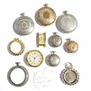 vintage watch cases, 09294, old watch parts, pocket watches, steampunk, embellishments, jewelry making, jewelry supplies, Bsue Boutiques, watch pieces, steampunk art, designer watch cases, Victorian style watch cases, 1928 Jewelry Company