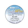 Bead Smith 28 Gauge Silver Craft Wire