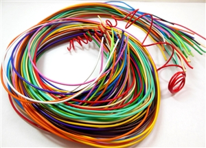 Craft Wire Plastic Coated Twist Wire Telephone Wire
