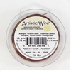 craft wire, jewelry wire, 20 gauge, ant brass