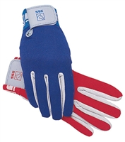 1000 SSG Polo/Team Roper Glove
