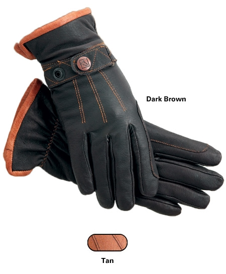 2450 SSG Work 'N Horse Lined Glove