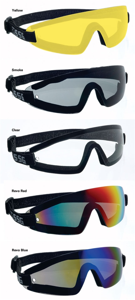 A6692 SSG Safety Goggles
