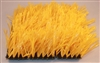 Yellow Artificial Turf