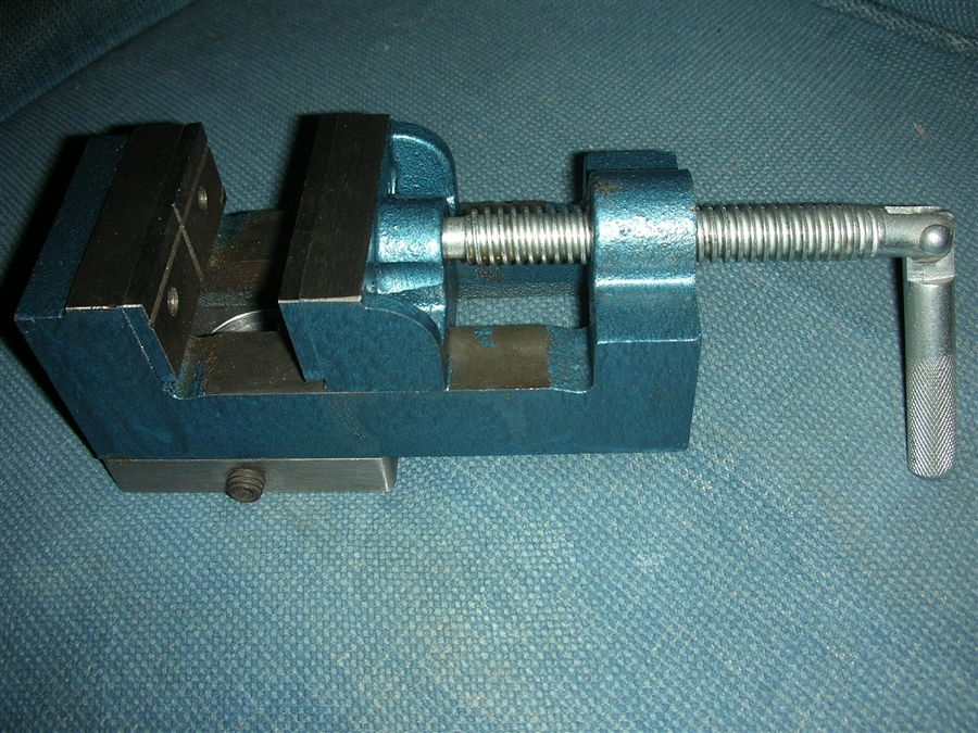 NEW ATLAS 10-500 REPLACEMENT MILLING ATTACHMENT SCREW TYPE VISE