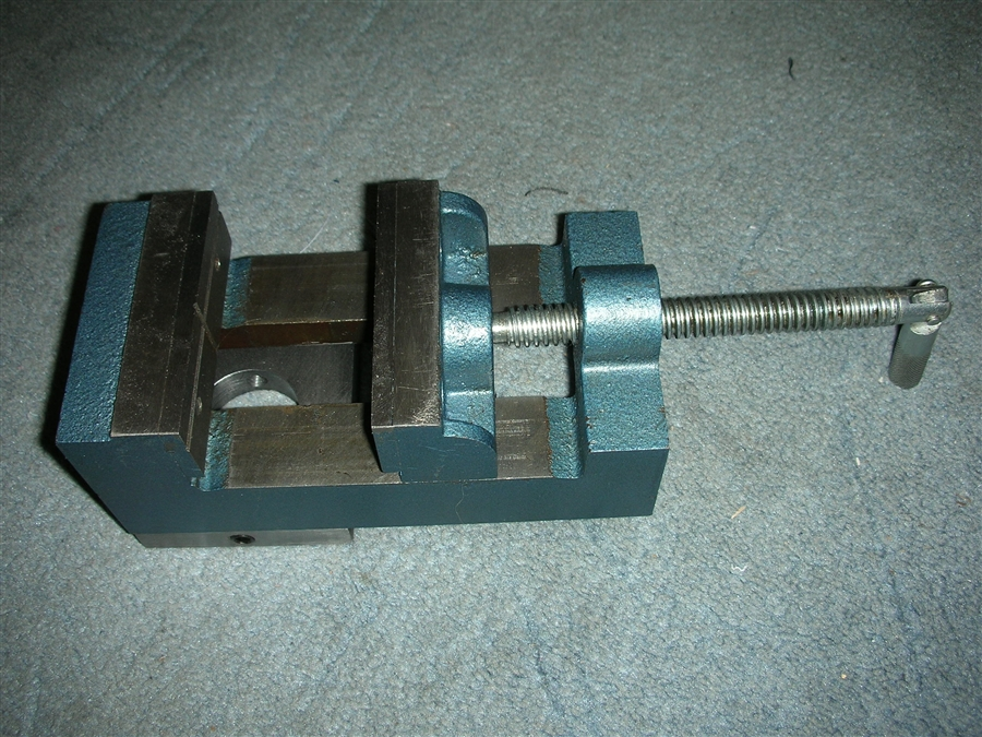 ATLAS CRAFTSMAN 9-12 INCH LATHE REPLACEMENT LARGE CAPACITY MILLING  ATTACHMENT SCREW VISE