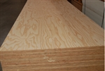 "1/2"" CDX Plywood 3-Ply 4x8"
