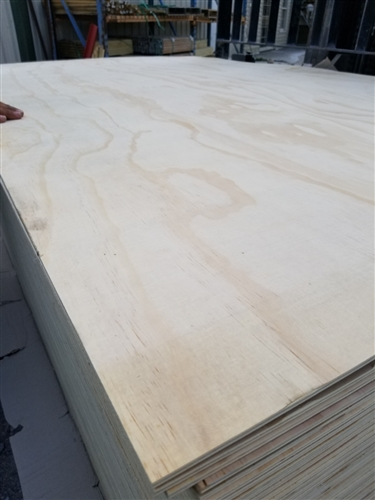 1 4 5 2mm 4x8 Interior Underlayment Plywood
