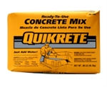 Quikrete 80 lb Concrete Mix