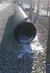 "24"" x 20' Plastic Double Wall Culvert Pipe"