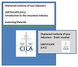 CILA eLearning Course + Introduction to the Insurance Industry (Certificate Level - CH1)