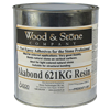 Akabond 621 Clear Knife Grade Part A Resin 1/2 Gallon