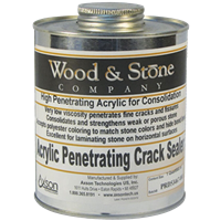 Acrylic Penetrating Crack Sealer 1 Quart