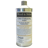 Wood & Stone Color Enhancing Sealer 1 Quart