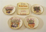 Kitchen Platters