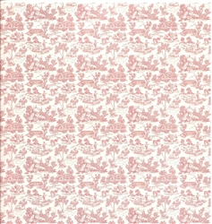 Campagne Toile Red by Brodnax