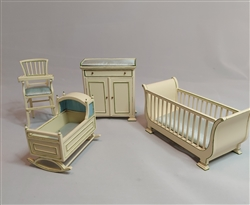 Baby Bliss Nursery Set