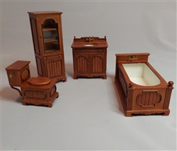 Bespaq Cottage Bathroom Set