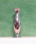 Silver Bud Vase i inch scale by Clare Bell Brass