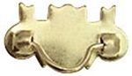 Brass Drawer Pulls Dollhouse Hardware 5701