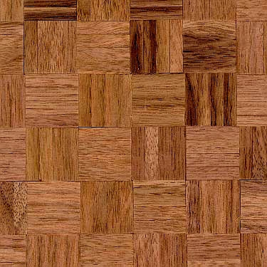 Hardwood Veneer Parquet Flooring Sheets Miniature Wood Flooring