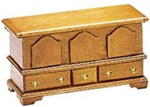 Blanket chest furniture Kit