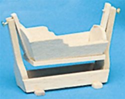 Hanging Colonial Cradle furniture Kit