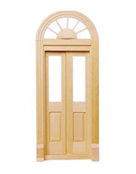 Palladian Split Door  1 inch Scale 6016