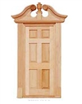 Deerfield Single Door  1 inch Scale 6035