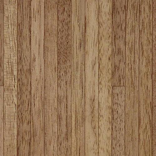 Dollhouse Flooring Installation: Hardwood Veneer Flooring Sheets