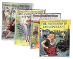 Nancy Drew Mystery Books- miniatures