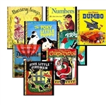 The Golden Books classic Miniature Books