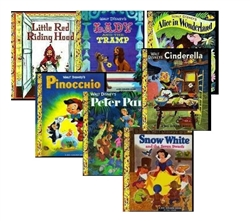 The Golden Books Miniature Books