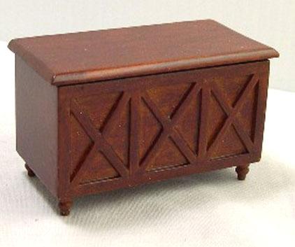 Miniature Toy Box | Bed Room Furniture | Leeu0027s Line In Miniature