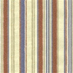 Gabriel Stripe Cotton Fabric -MiniGraphics