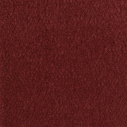 Burgundy Plush Carpet