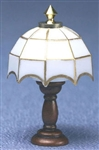 Copper Base Tiffany Lamp