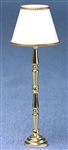 Gold Base Floor Lamp