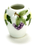 Porcelain Fench Floral Vase 7109