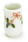 Porcelain French Floral Vase 7110