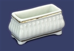 Porcelain Roma Planter 7154
