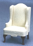 Traditional Wing Back Chair