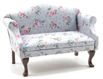 Traditional Wing Back Sofa