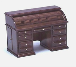 Large Roll Top Desk
