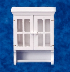 Towel Cabinet with bar 5032
