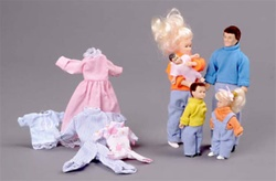 Doll Family Gift Set